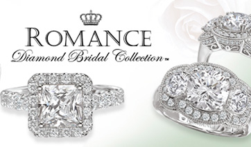 Romance - Diamond Bridal Collection
